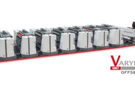 Omet presenta Varyflex V4 Offset