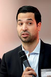 Luis Mora, Market and Innovation Director Litoplas