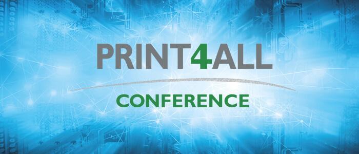 Al via le iscrizioni per Print4All Conference
