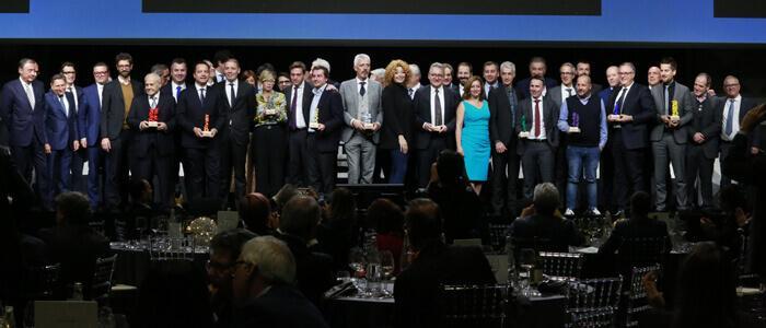 Celebrando le Eccellenze: assegnati gli Oscar della Stampa 2019 e prima edizione del Print Economic Forum
