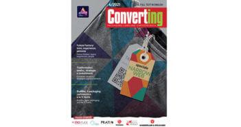 È uscito il numero 4-2021 di Converting